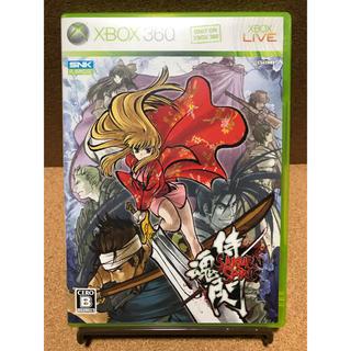 エスエヌケイ(SNK)のXBOX360 サムライスピリッツ閃(家庭用ゲームソフト)