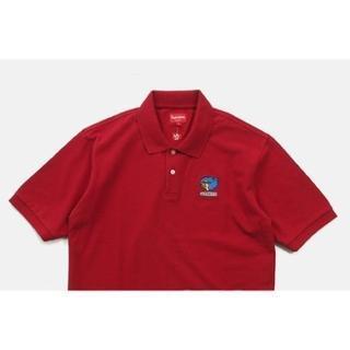 シュプリーム(Supreme)のSupreme Gonz Ramm Polo 赤 Red M 17fw(ポロシャツ)
