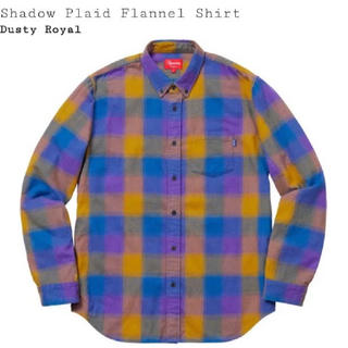 Supreme - Supreme Shadow Plaid Flannel Shirt