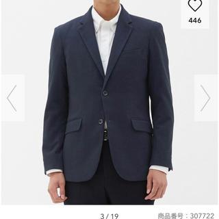 ジーユー(GU)のGU セットアップ販売 UNIQLO ユニクロ ジーユー(テーラードジャケット)
