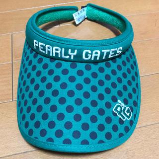 パーリーゲイツ(PEARLY GATES)のサンバイザー(その他)