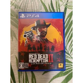 PlayStation4 - レッドデッドリデンプションⅡ