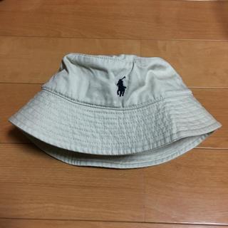 ポロラルフローレン(POLO RALPH LAUREN)のラルフローレン バケットハット キッズ 52cm(帽子)