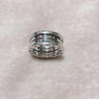 ブルガリ(BVLGARI)のブルガリ ビーゼロワン  リング(リング(指輪))