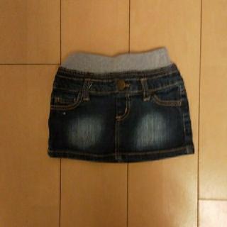 エムピーエス(MPS)のMPS ジーンズ スカート 90(スカート)