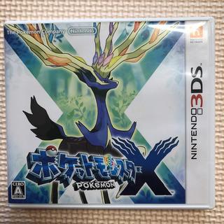 ニンテンドー3DS - ポケットモンスター X