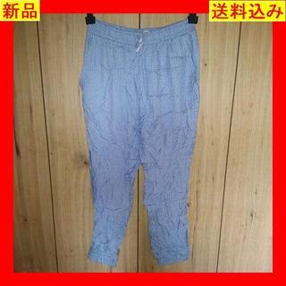 ZARA - ✨お値下げ可✨新品✨ ZARA GIRLS ブルー花柄パンツ 152