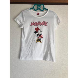 ディズニー(Disney)のDisney ミニーちゃん Tシャツ♡(Tシャツ(半袖/袖なし))