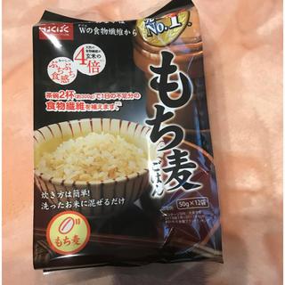 はくばく もち麦 ごはん(米/穀物)