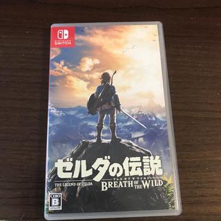 ニンテンドウ(任天堂)のゼルダの伝説 switch版(家庭用ゲームソフト)