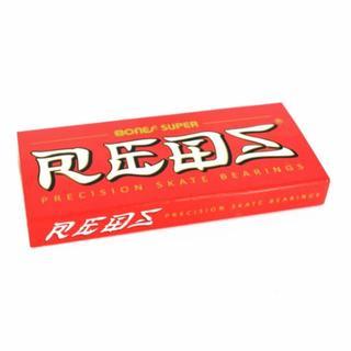 ベアリング Bearings スーパーレッド Super REDS(スケートボード)