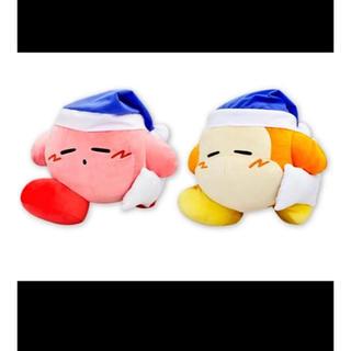 ニンテンドウ(任天堂)の新品 未使用 星のカービィ PUPUPU FRIENDS  BIG ぬいぐるみ (キャラクターグッズ)