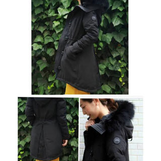 CANADA GOOSE - カナダグース イエナ ROSSCLAIR PARKA IENA別注