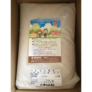 熊本のもち米5キロ(米/穀物)