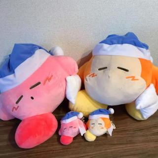 ニンテンドウ(任天堂)の星のカービィ プププフレンズ ぬいぐるみ マスコット(キャラクターグッズ)