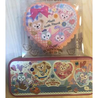 ディズニー(Disney)のダッフィー ハートウォーミングデイズ キャンディー チョコレートセット(菓子/デザート)