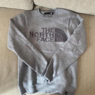 THE NORTH FACE - THE NORTH FACE ジャガードウールセーター