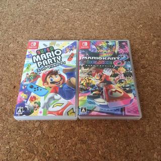 Nintendo Switch - マリオ スイッチ