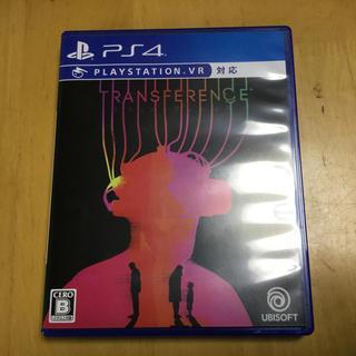 PlayStation4 - 送料無料!【PS4】トランスファレンス