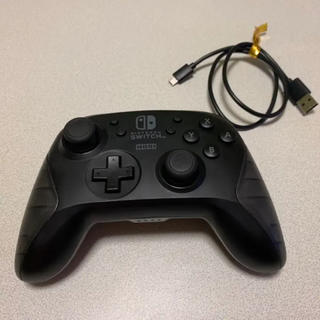 Nintendo Switch - ワイヤレスホリパッド ホリパッド 任天堂公式