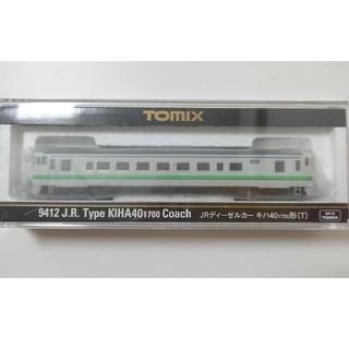 タカラトミー(Takara Tomy)の新品♪ キハ40 1700(T)JR北海道色 TOMIX(鉄道模型)