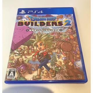 PlayStation4 - PS4『ドラゴンクエストビルダーズ2 破壊神シドーとからっぽの島』特典未使用
