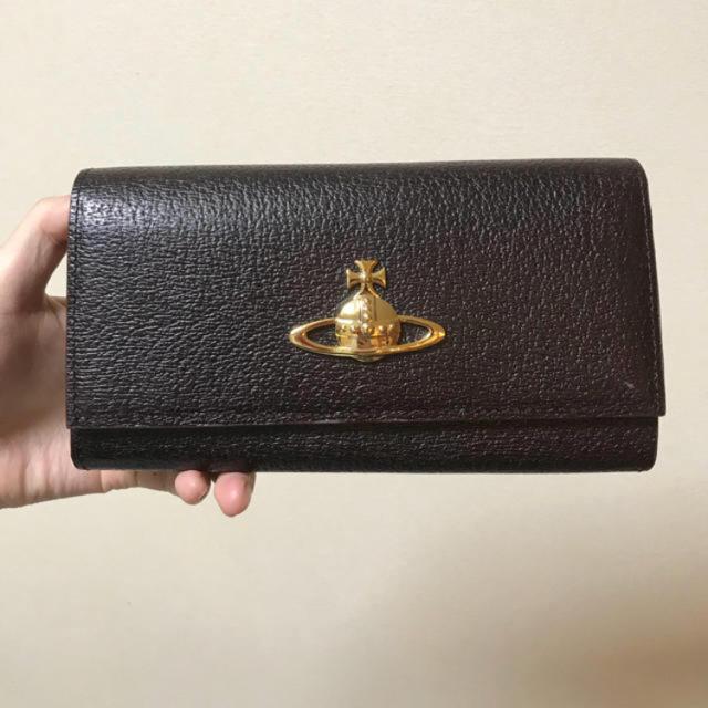 Vivienne Westwood(ヴィヴィアンウエストウッド)の新品✨ヴィヴィアンウエストウッド 長財布 正規品 レディースのファッション小物(財布)の商品写真