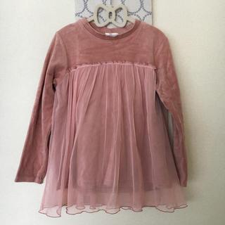 サンカンシオン(3can4on)の長袖カットソー(Tシャツ/カットソー)
