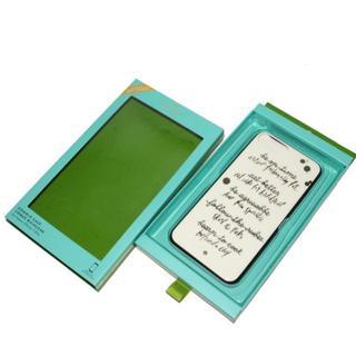 ケイトスペードニューヨーク(kate spade new york)の新品 ケイトスペード WIRU0660 iPhone7Plus  ケース文字柄(iPhoneケース)