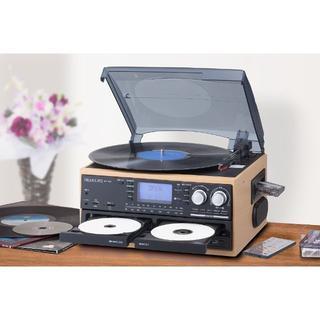 CDに録音できるレコードプレーヤー(その他)