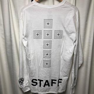 ナイキ(NIKE)の【 1986 】中古 ロンT クロス STAFF (Tシャツ/カットソー(七分/長袖))