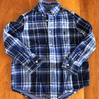 ポロラルフローレン(POLO RALPH LAUREN)のラルフローレン  120 リバーシブルシャツ(ブラウス)