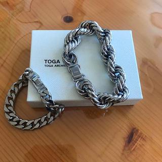 トーガ(TOGA)のtoga トーガ ブレスレット バングル レア 2本セット(ブレスレット/バングル)