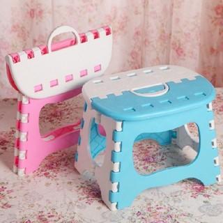 em様 二点ピンク、ブルーNo.98 踏み台 カラフルカラー ステップ台(テーブル/チェア)