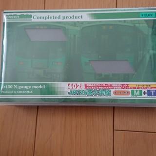 GREENMAX 4028JR125系小浜線モーター付き
