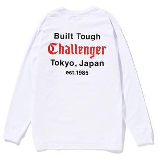 ネイバーフッド(NEIGHBORHOOD)のチャレンジャー L/S BUILT TOUGH TEE(Tシャツ/カットソー(七分/長袖))