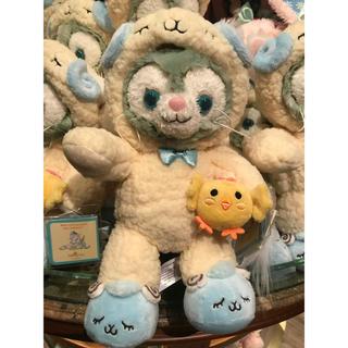 Disney - ジェラトーニ イースター2019 バニー ぬいぐるみSS 香港ディズニー限定