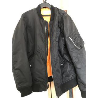 ザラ(ZARA)のMA_1ジャケット(ブルゾン)