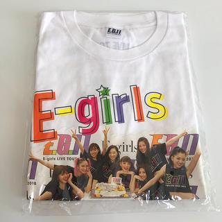 E-girls - 「新品」E-girls ツアーTシャツ