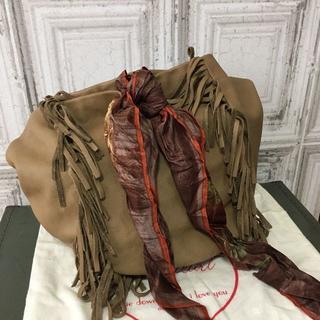 H.P.FRANCE - ロンドン製 SWEET HEART ショルダーバッグ USED