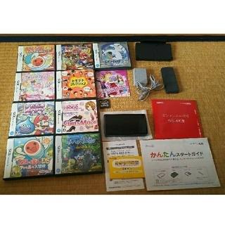 ニンテンドウ(任天堂)の3DS セット(携帯用ゲーム本体)