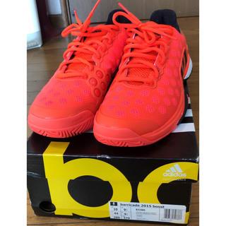 アディダス(adidas)のアディダス テニスシューズ barricade 2015 boost(テニス)
