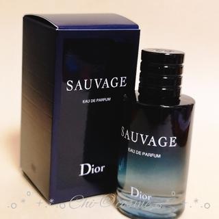 ディオール(Dior)の【Dior】 ディオール ソヴァージュ オードゥ パルファン 10ml(香水(男性用))