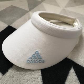 アディダス(adidas)のかあう様専用☆adidas☆サンバイザー(その他)
