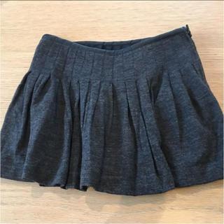 ポロラルフローレン(POLO RALPH LAUREN)のスカート グレー ポロラルフローレン 3Y 100(スカート)