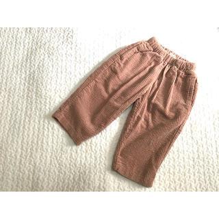 ZARA KIDS - 韓国子供服⚮̈コーデュロイワイドパンツ