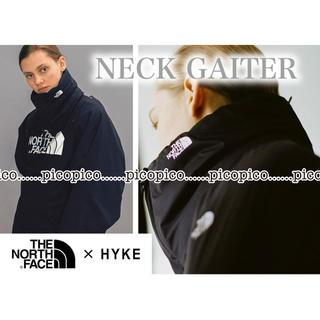 ハイク(HYKE)のHYKE THE NORTH FACE ハイク ノースフェイス ネックゲイター(ネックウォーマー)