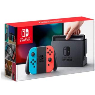 Nintendo Switch - 新品 印なし ニンテンドースイッチ ネオン 本体 4台セット