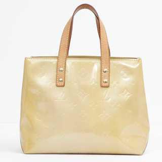 ルイヴィトン(LOUIS VUITTON)の交渉歓迎 本物 美品 ルイヴィトン ヴェルニ ハンドバック黄色(ハンドバッグ)