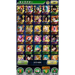 ドラゴンボール(ドラゴンボール)のドッカンバトル(携帯用ゲームソフト)